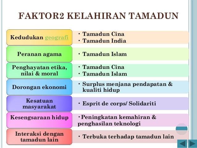 faktor kejatuhan tamadun Faktor-faktor kejayaan tamadun islam tamadun islam mencapai kejayaan yang cemerlang dalam pelbagai bidang kerana banyak faktor pendorong yang terdapat dalam ajaran.