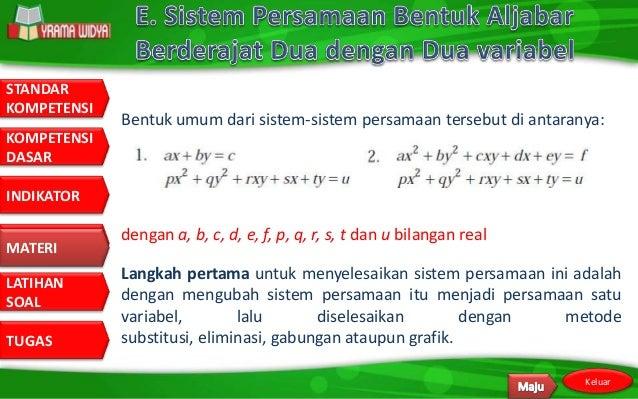Bab 5-sistem-persamaan-linear-dan-kuadrat