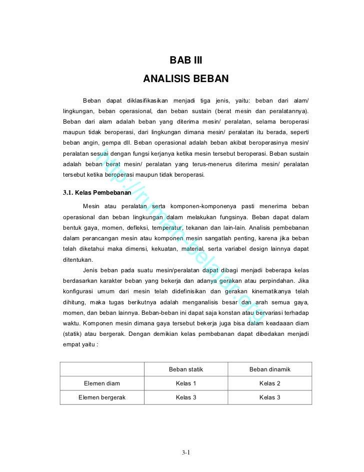Bab 03 load analysis