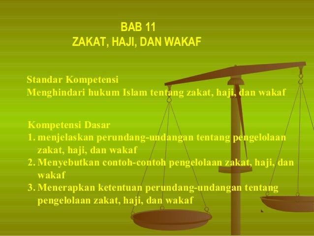 Bab 12 hukum islam zakat