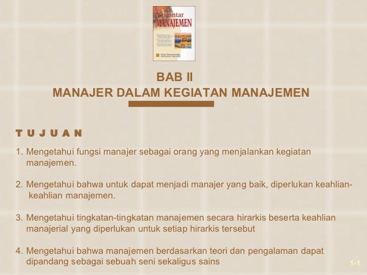 Bab 2.manejer dalam kegiatan manajemen
