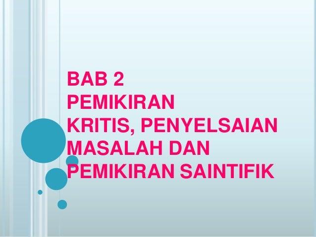 Nota pd bab 2