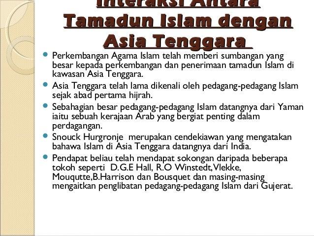 kesan kedatangan islam dalam tamadun melayu dari segi undang undang Tamadun melayu semakin mantap dengan kedatangan agama islam dan   islam dijadikan 'ad-deen' sebagai cara hidup dari semua aspek  16  una_ucena2010una_ucena2010 kesan islam dalam tamadun melayu   pengaruh undang-undang islam semakin kuat menggantikan undang – undang  adat.