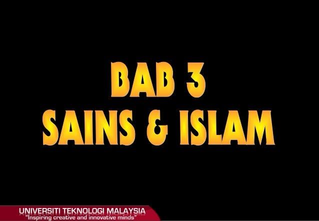 UICI 2022 - sains dan islam