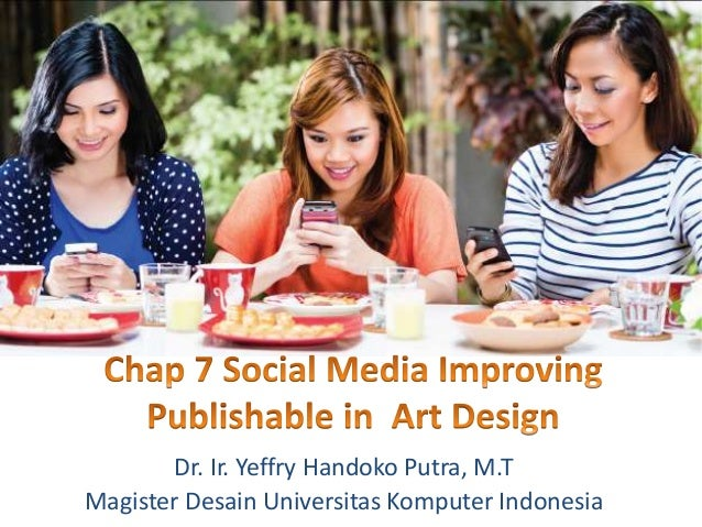 Chap 7a  social media in indonesia