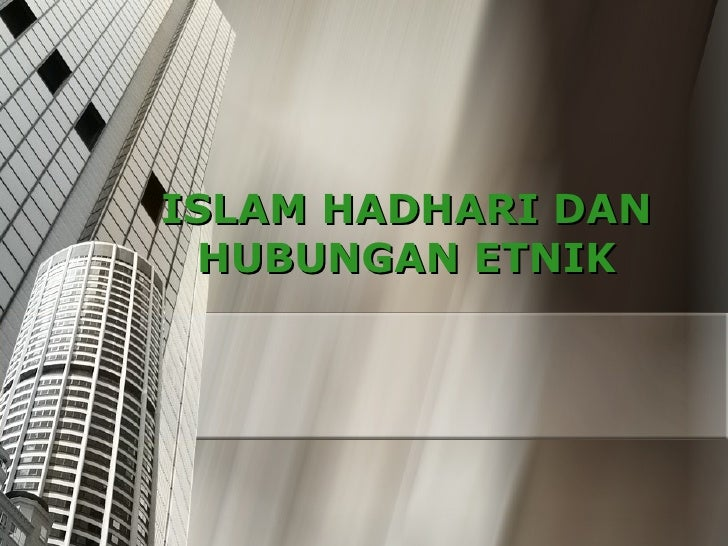 Bab 8 islam hadhari&he