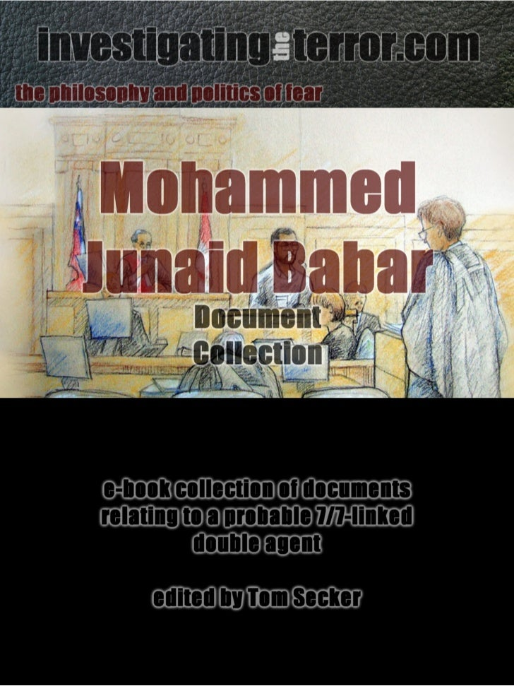 Mohammed Junaid Babar document collection