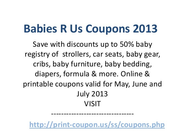 Babies r us mobile coupon code