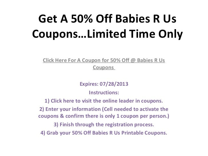 It is a graphic of Adorable Baby R Us Printable Coupons