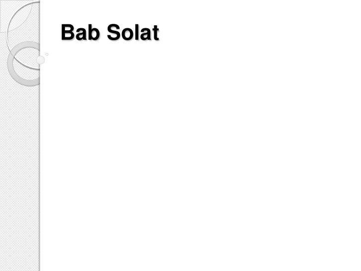 BabSolat<br />