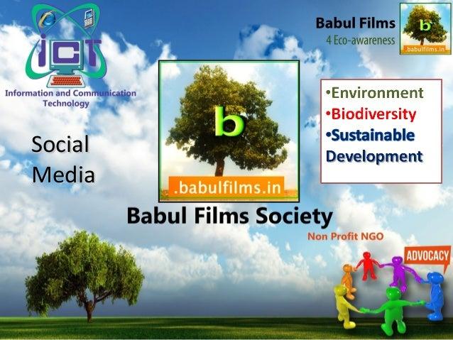 Babul Films Society_ The Manthan Award, 2013, eNGO_2013