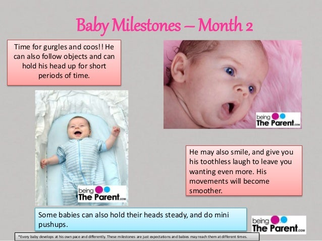 2 Month Baby Development
