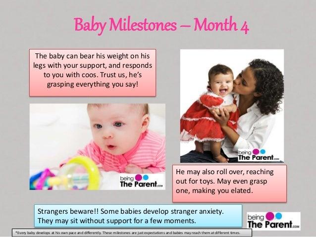 Baby Milestones 6 Months