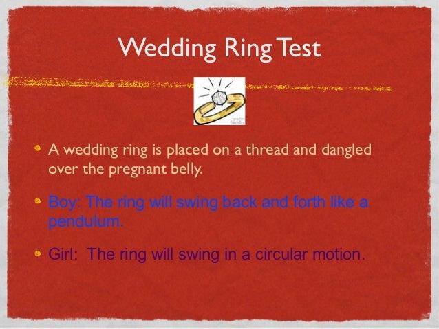 gold new wedding rings baby gender prediction wedding