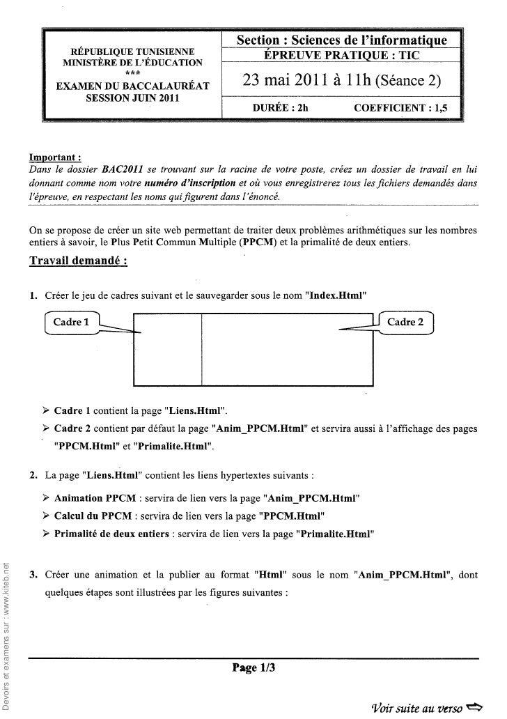 Bac pratique-23052011-tic-11h