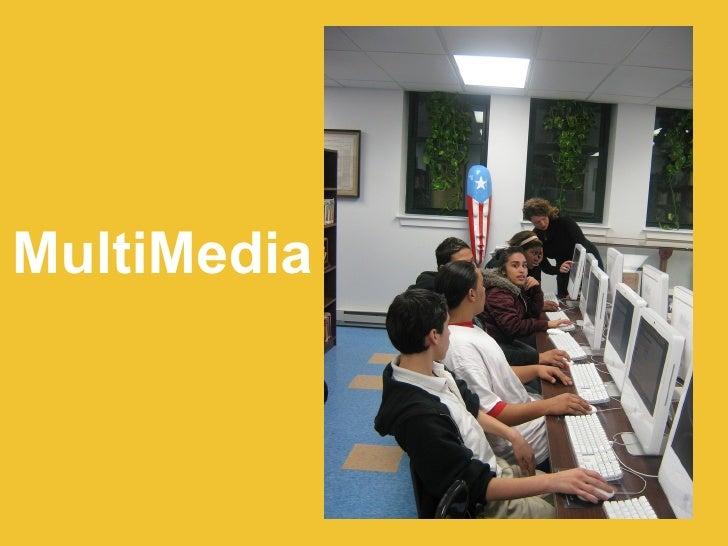 Bacca Multimedia Class Culminating Event Presentation