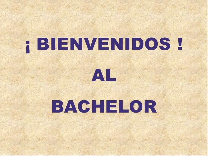 Bachelor y Master IUTSI