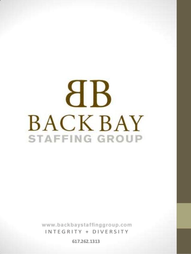 Back Bay Staffing Group