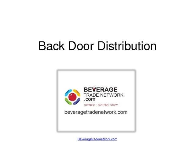Back Door Distribution       Beveragetradenetwork.com