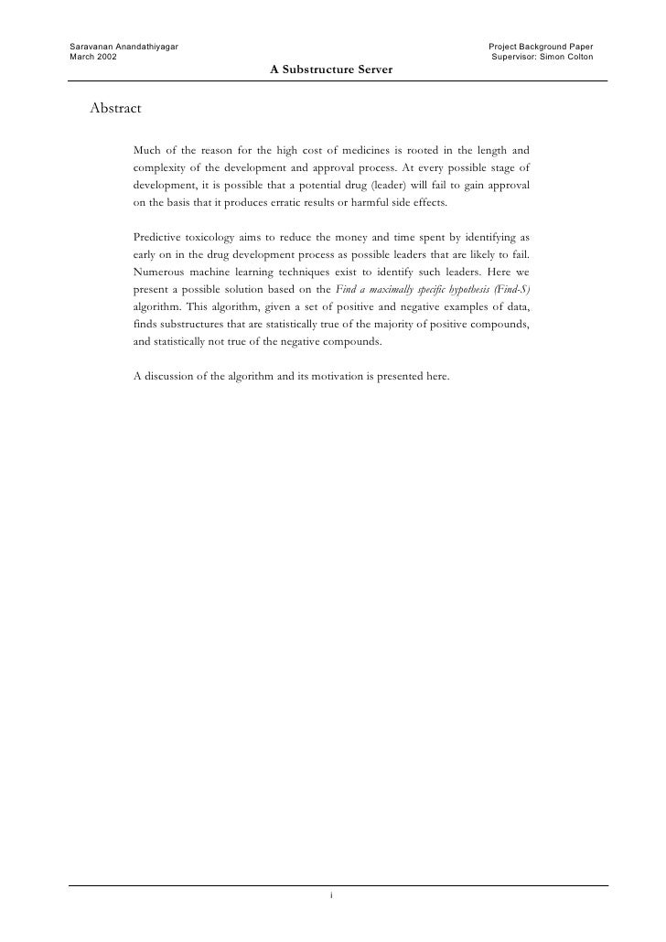Background Report (DOC)