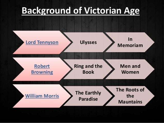 the great victorian poets essay Essays and criticism on victorian critical theory - critical essays he felt that great literature conveyed deep and four renowned victorian poets are.
