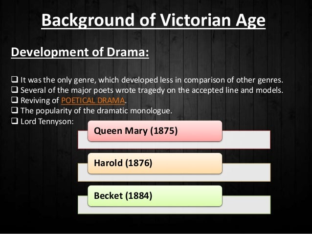 historical background of victorian age english literature essay Test your knowledge on victorian literature, a broad term for the english prose and poetry written during queen victoria's long 19th century reign.
