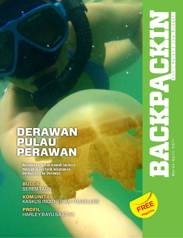Backpackin Magz Edisi 8
