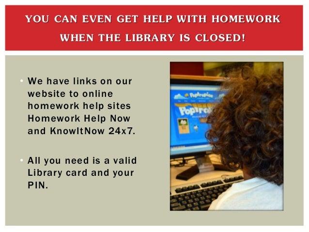 Homework Help Now