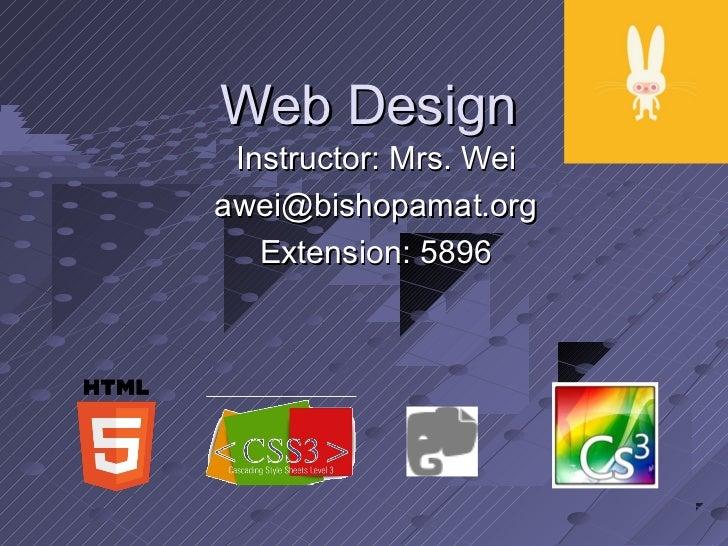 Back to school   web design into