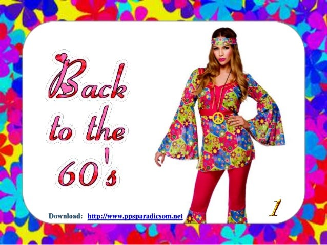 BACK TO THE 60s 1