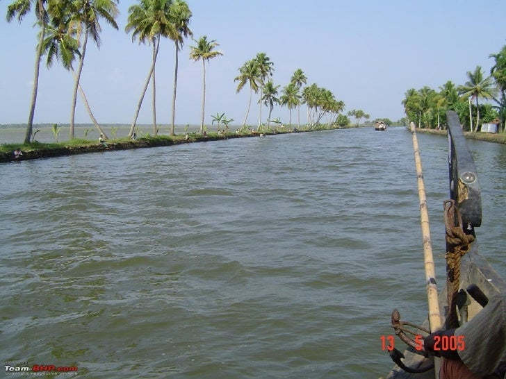 Back Waters, Kerala   India