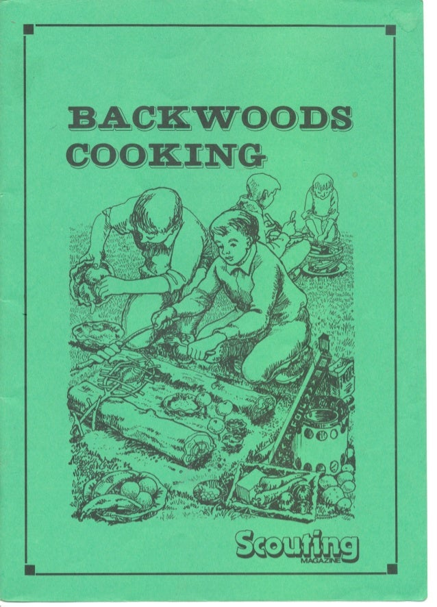 . g. :IIIAC.WOODS COOKING .. . .