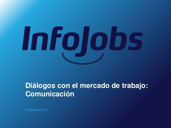Tendencias mercado laboral sector Comunicación