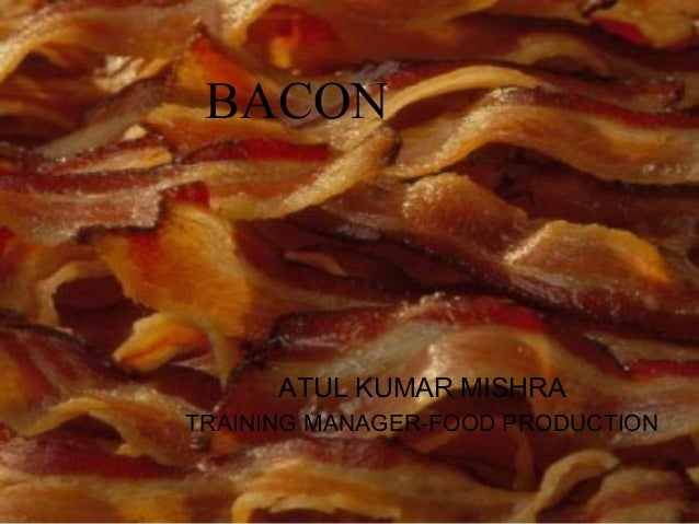 Types of Bacon