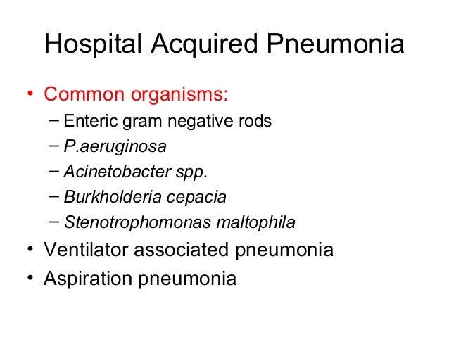 aspiration pneumonia case study scribd