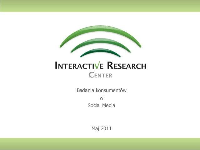 Badania internetu IRC