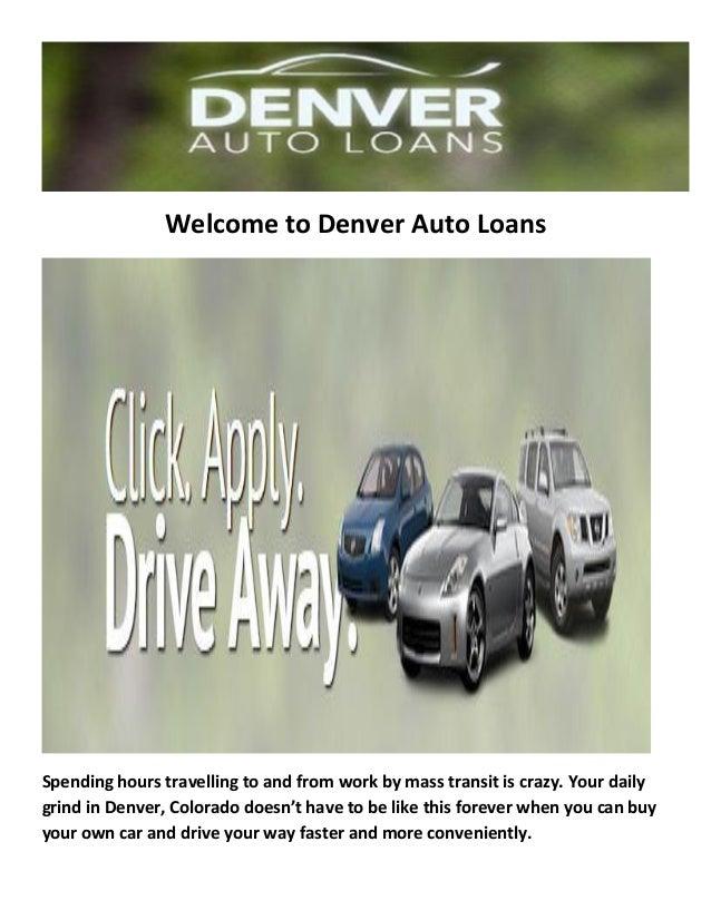 Denver loans