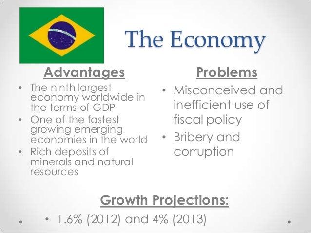essay on the economy of brazil