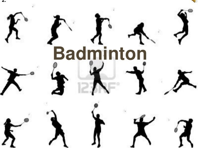 badminton essay class 5