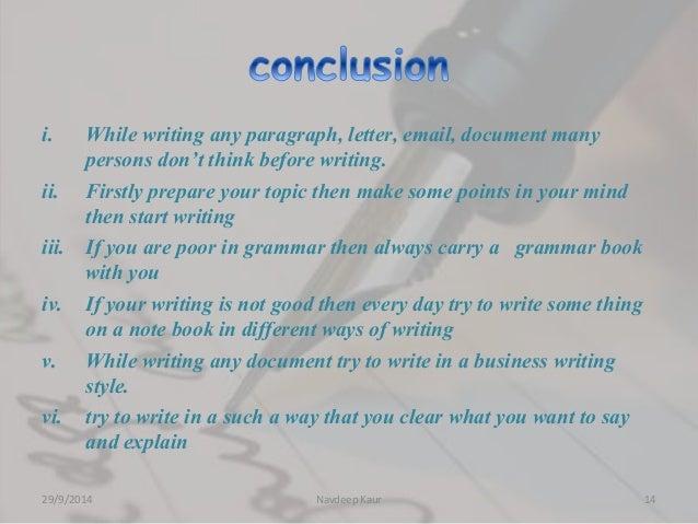 reasons for bad writing skills