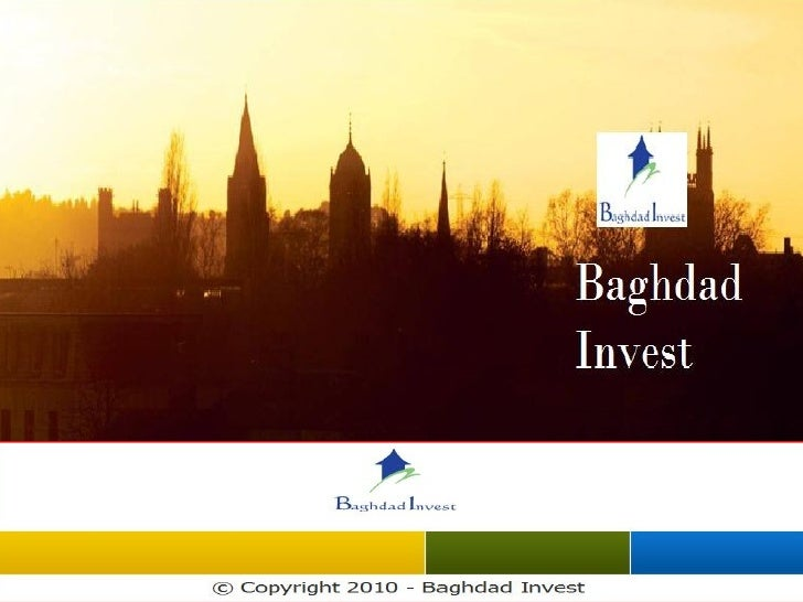 Baghdad invest research report