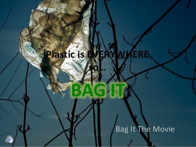 Bag It Powerpoint