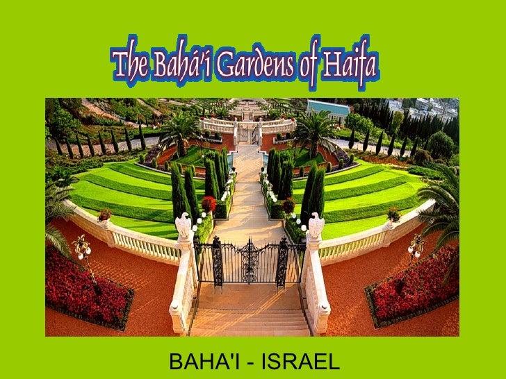 BAHAI - ISRAEL