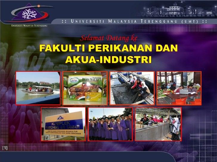 Pengenalan Program Pengajian FPAI
