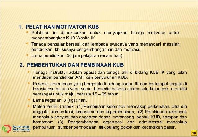 Pengembangan Diri Motivasi Pengembangan Diri Dan