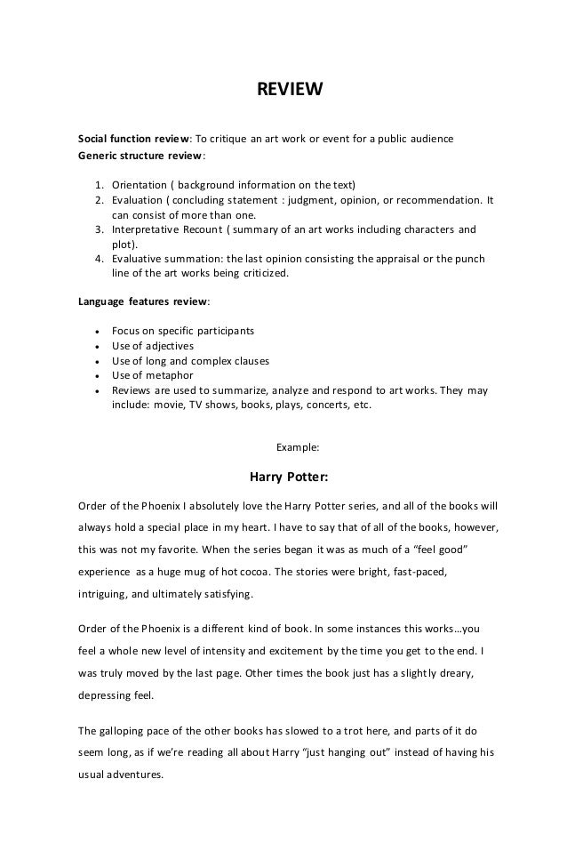 Help with a narrative procedure topic?