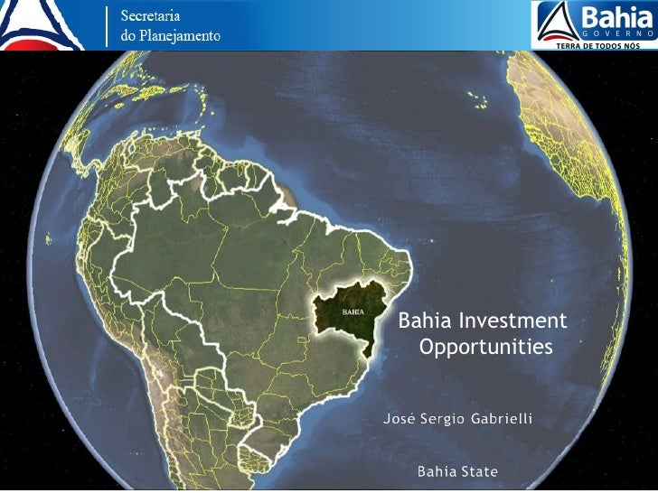 Bahia Investment  Opportunities