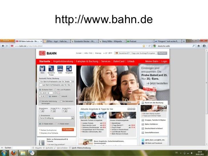 http://www.bahn.de