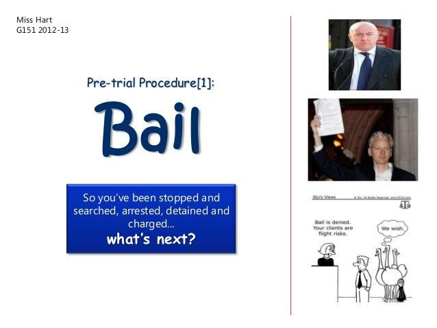 Bail 2012