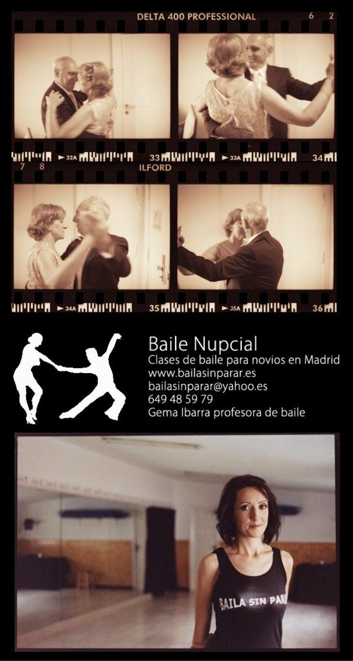 Bailasinparar baile-nupcial-madrid2gema22